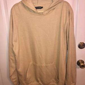 Pretty Little Thing Nude Hoodie